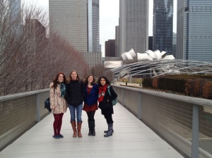 Creative Writing Students Attend AWP Conference